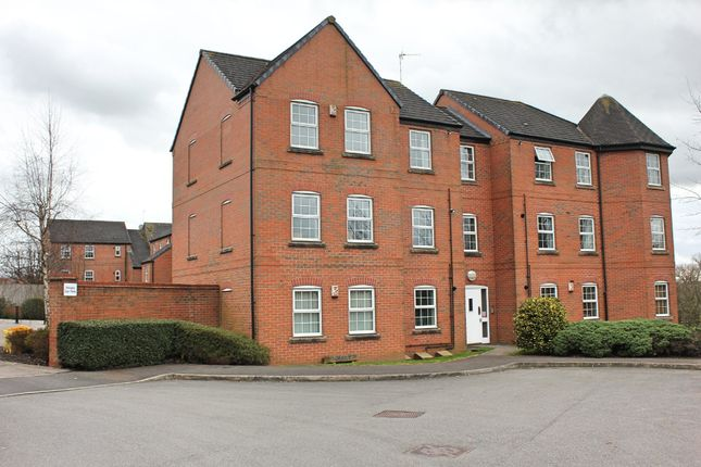 Thumbnail Flat for sale in Lock Keeper Close, South Wigston, Leicester