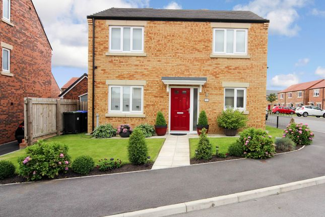Thumbnail Detached house for sale in The Pasture, Newton Aycliffe