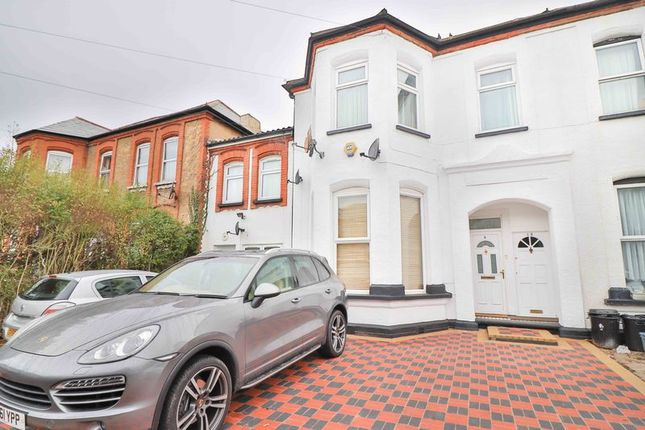 Thumbnail Terraced house for sale in Broomhill Road, Goodmayes, Ilford