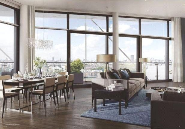 3 bedroom flat for sale in 5 Riverlight Quay, London