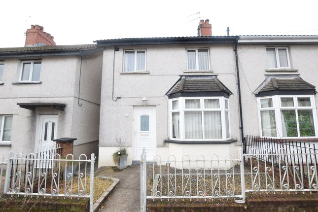 3 bed semi-detached house for sale in Bedwellty Road, Cefn Fforest, Blackwood NP12