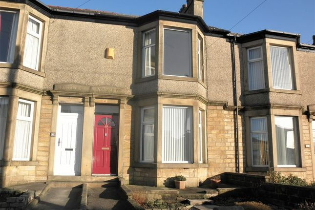 Thumbnail Terraced house to rent in Bowerham Road, Lancaster