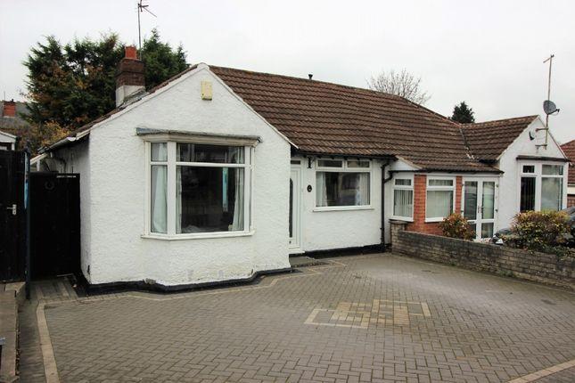 Thumbnail Bungalow for sale in Deakin Road, Erdington, Birmingham