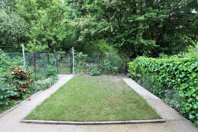 Rear Garden of Summers Close, Wembley HA9
