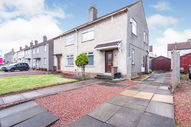 Thumbnail Semi-detached house for sale in Carron Avenue, Kilmarnock