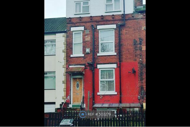 Thumbnail Terraced house to rent in Sandhurst Avenue, Leeds