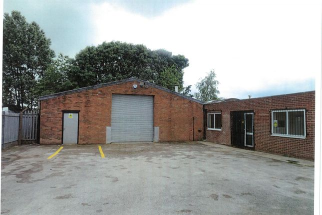Thumbnail Light industrial to let in 16A Unity Road, Kirkby In Ashfield