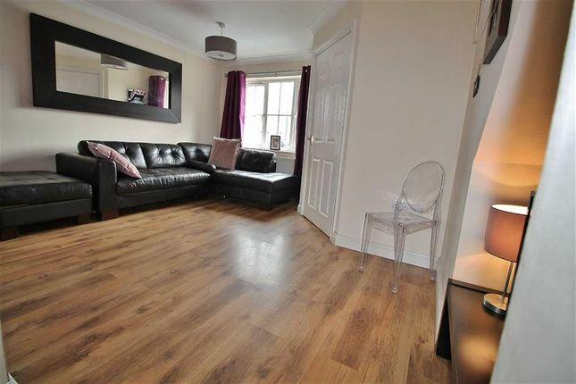 Living Room of Glan Rheidol, Aberystwyth, Ceredigion SY23