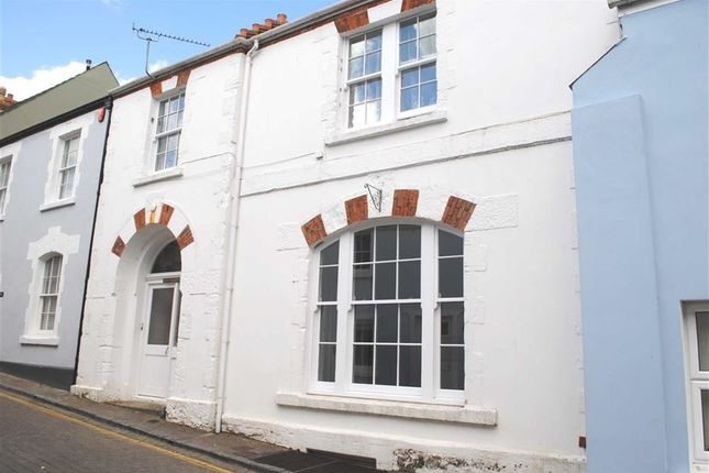 Thumbnail Flat to rent in Cresswell Street, Tenby, Pembrokeshire