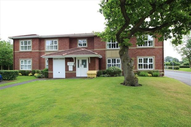 Thumbnail Flat for sale in Balmoral House, Ormskirk
