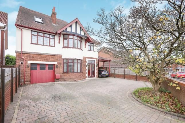 Thumbnail Detached house for sale in Pooles Lane, Willenhall, West Midlands
