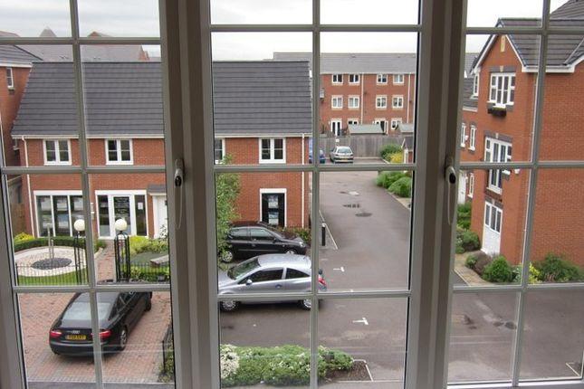 Front View of Atlantic Way, Derby DE24