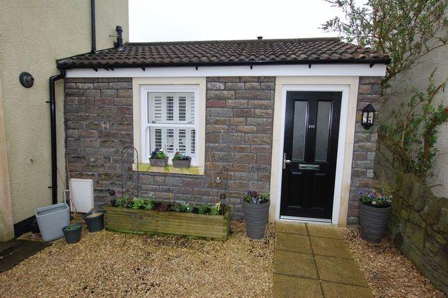 Thumbnail Semi-detached bungalow to rent in Park Road, Staple Hill, Bristol