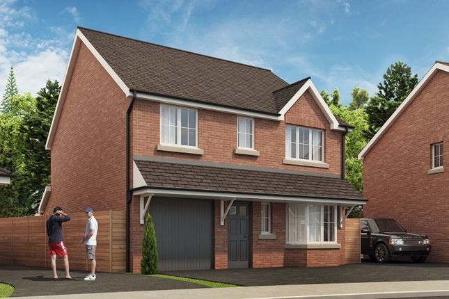 Thumbnail Detached house for sale in St Dominic's Place, Hartshill Road, Stoke On Trent
