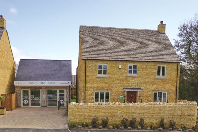 4 bed detached house for sale in Jubilee Fields, Dyers Lane, Chipping Campden, Gloucestershire GL55