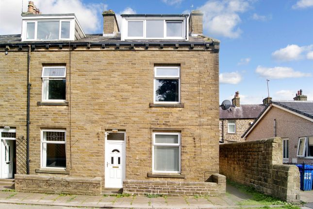 Thumbnail End terrace house for sale in King Edward Street, Sutton-In-Craven, North Yorkshire