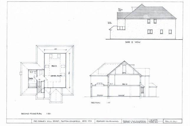 Planning Page 4 of Maney Hill Road, Sutton Coldfield B72
