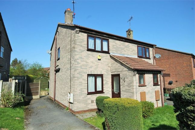 Thumbnail Semi-detached house to rent in Cranswick Close, Mansfield Woodhouse, Mansfield