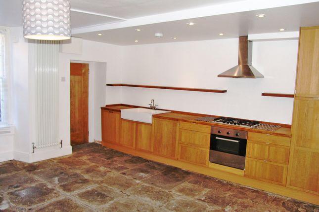 Kitchen Area of Bathwick Street, Bath BA2