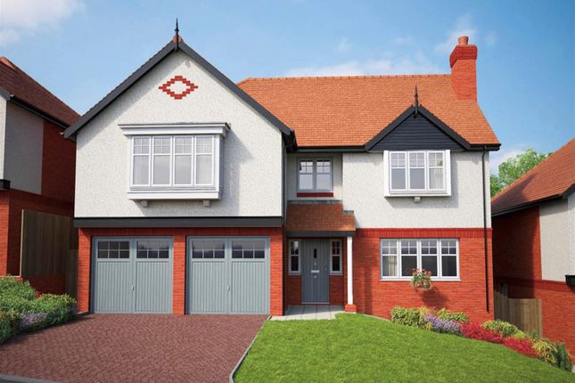 Thumbnail Detached house for sale in The Canterbury, Kingswood Manor, Woolton