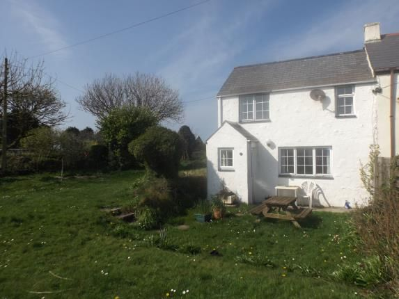 Thumbnail Semi-detached house for sale in Higher Trevellas, St. Agnes, Cornwall