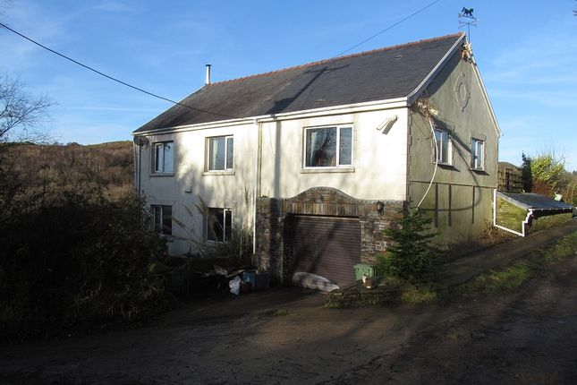 Thumbnail Detached house for sale in Glais, Swansea, City And County Of Swansea.