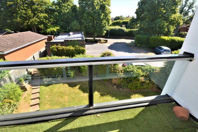 Balcony of Whitestones, Cranford Avenue, Exmouth, Devon EX8