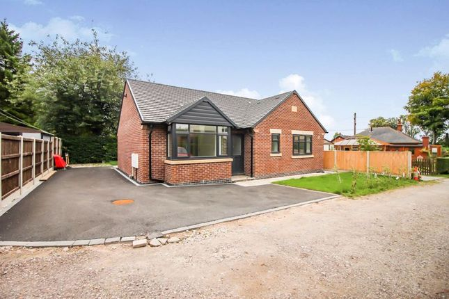 Thumbnail Detached bungalow for sale in Light Oaks Avenue, Light Oaks, Staffordshire
