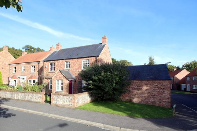 Thumbnail Detached house for sale in Longland Lane, Whixley, York