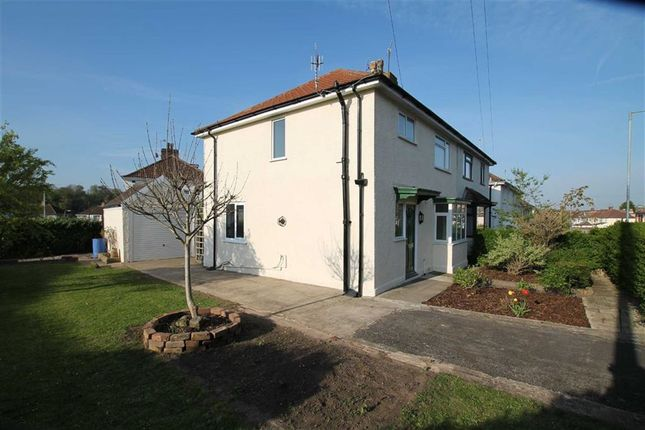 Thumbnail Semi-detached house for sale in Dursley Road, Shirehampton, Bristol
