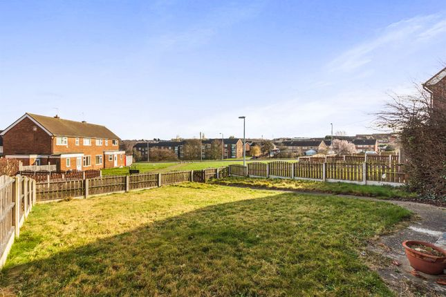 Thumbnail Semi-detached house for sale in Roughwood Green, Greasbrough, Rotherham