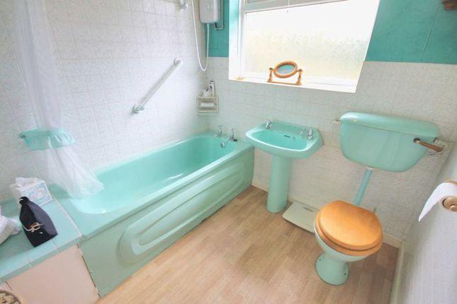 Bathroom / WC of Glebe Gardens, Easington, Saltburn-By-The-Sea TS13