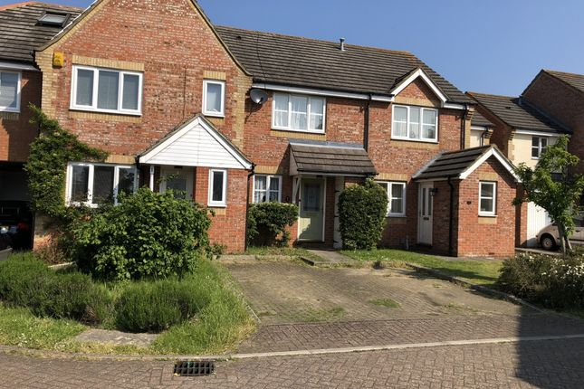 Thumbnail Terraced house to rent in Chambers Gate, Stevenage, Hertfordshire