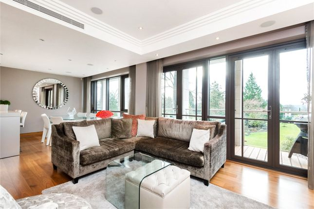 Reception Room of Charters Garden House, Charters Road, Sunninghill, Berkshire SL5
