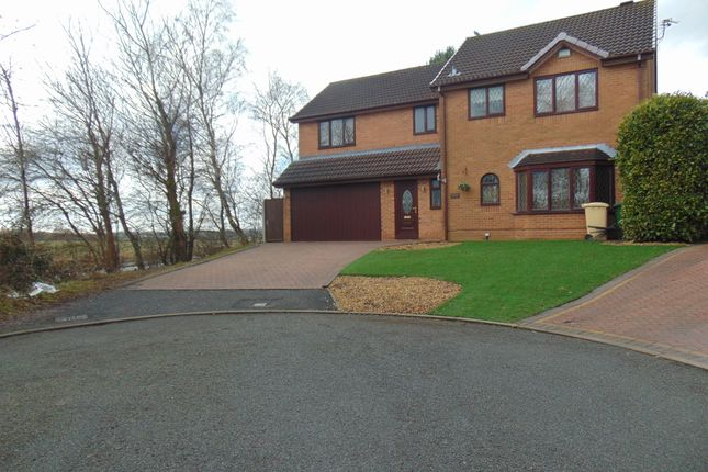 Thumbnail Detached house to rent in Kildale Close, Bolton