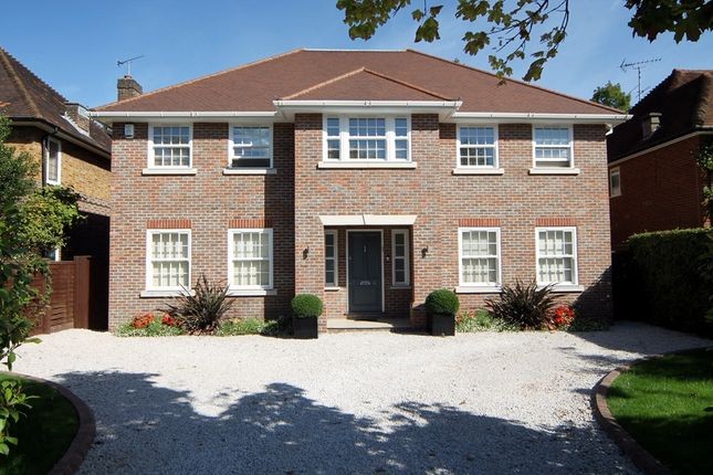 Thumbnail Detached house for sale in Bentley Way, Stanmore