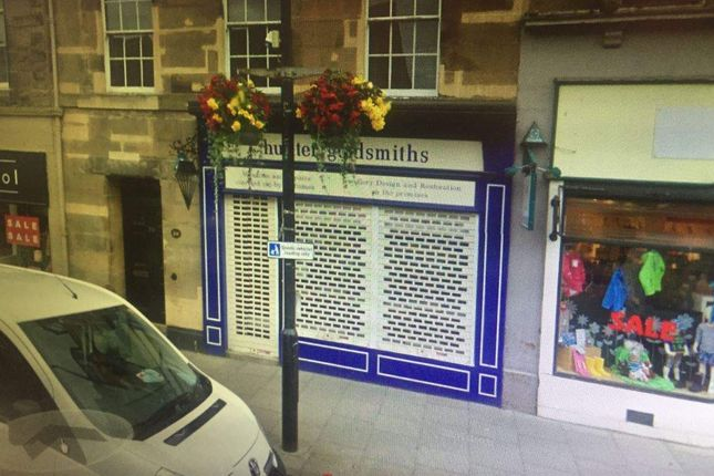Thumbnail Commercial property for sale in 30 Crossgate, Cupar