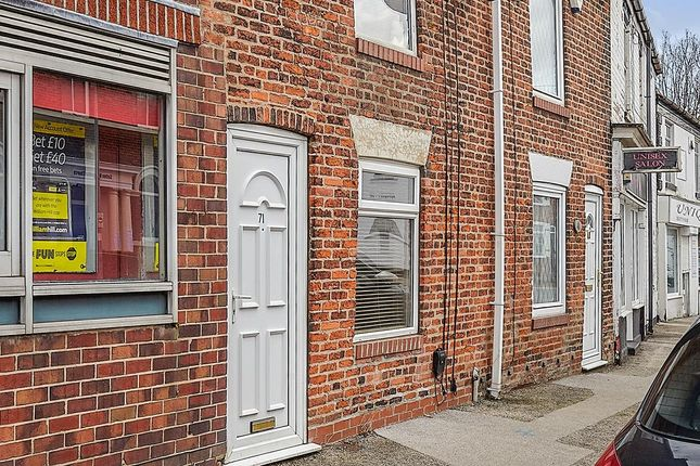 Thumbnail Terraced house for sale in Church Street, Sutton-On-Hull, Hull, East Yorkshire