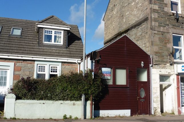 Thumbnail Cottage for sale in 10 Auchamore Road Auchamore Rd, Dunoon