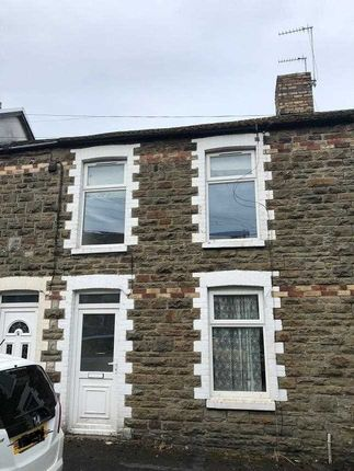 Thumbnail Terraced house to rent in School Street, Pontyclun