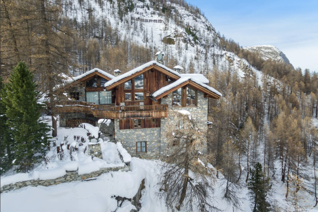 Thumbnail Chalet for sale in 73150 Val-D'isère, France