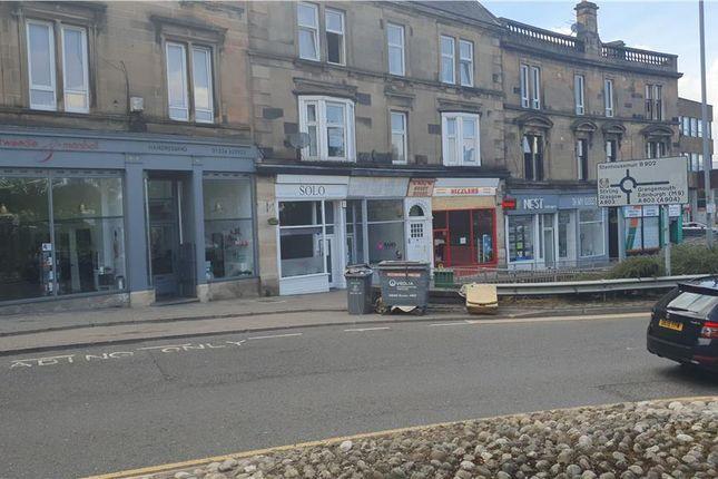 Thumbnail Retail premises for sale in 48, Vicar Street, Falkirk