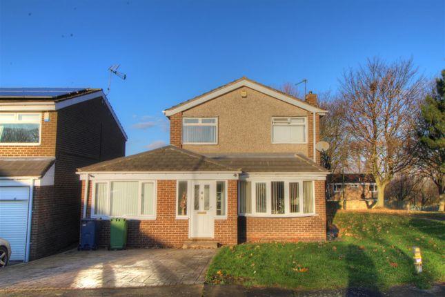 Thumbnail Detached house for sale in Midsomer Close, Moorside, Sunderland