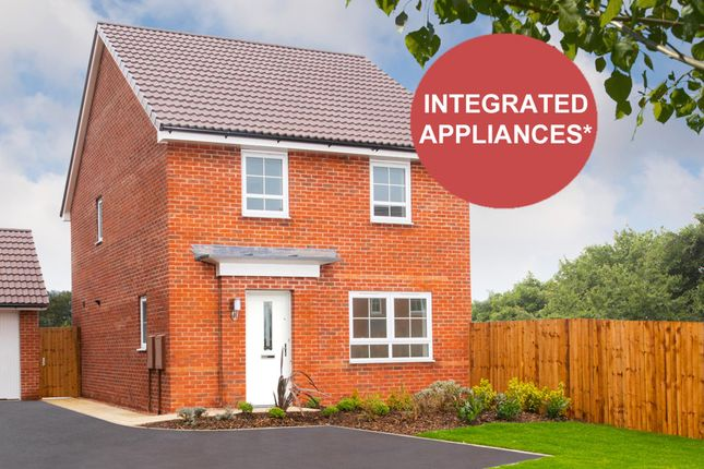 """Thumbnail Detached house for sale in """"Chester"""" at Mount Street, Barrowby Road, Grantham"""