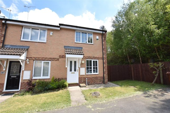 Thumbnail Town house to rent in Cornstone Fold, Farnley, Leeds, West Yorkshire