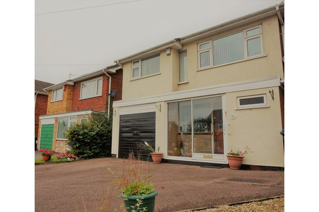 Thumbnail Detached house for sale in Woodway, Birmingham