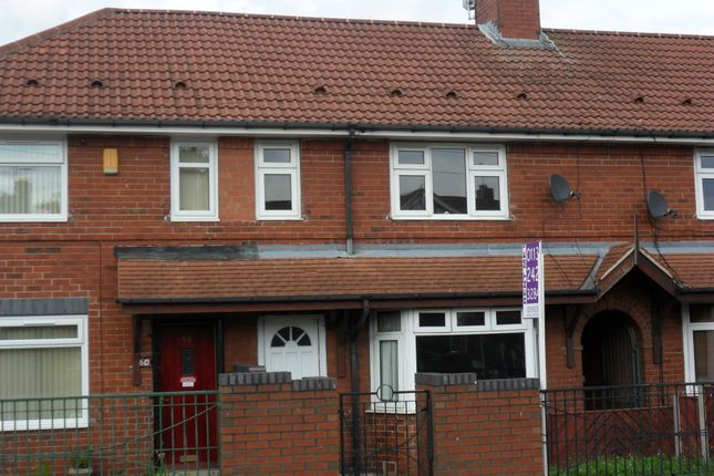 Thumbnail 3 bed terraced house to rent in Windmill Road, Belle Isle