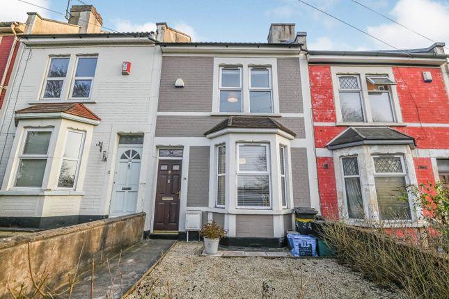 2 bed terraced house for sale in Newbridge Road, St. Annes Park, Bristol BS4