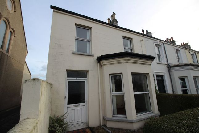 Thumbnail Terraced house for sale in Sheridan Drive, Bangor