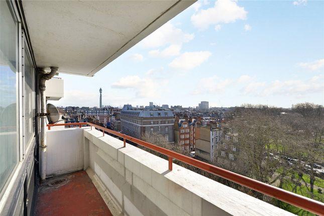Balcony of Luxborough Street, London W1U